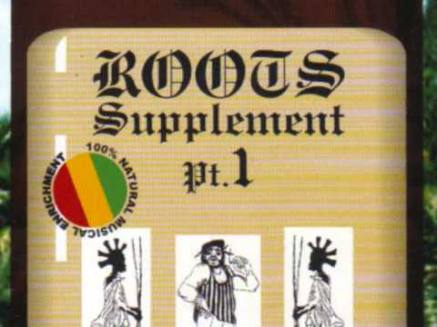 01 SO HAPPY / ROOTS DOCTOR   BY  DAWEH CONGO & L.MAFIA,W SAX   GPLPCD 016  ROOTS SUPPLEMENT