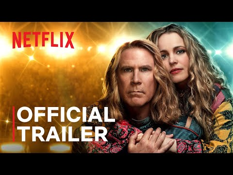 EUROVISION SONG CONTEST: The Story Of Fire Saga | Official Trailer | Netflix
