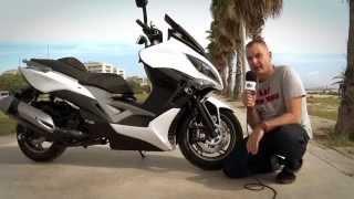 10. Motos Garage Tv : Test Kymco Xciting 400i ABS