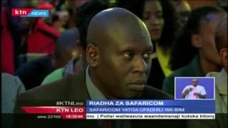 Kampuni Ya Safaricom Yazindua Awamu Ya Nne Ya Msururu Wa Mashindano Ya Mbio Nchini