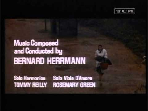 Bernard Herrmann's Prelude For The Road Builder (or The Night Digger) Solo Harmonica By Tommy Reilly