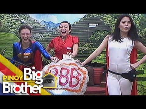 PBB 7 Day 129: Housemates, nagsimula na mag-transform bilang mga superheroes
