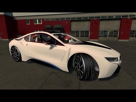 BMW i8 + Interior v3.0 (Updated) [1.30.x]