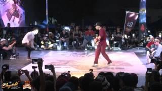 Pocket Kor  Vs Vero Kor    Quarter Finals   The Last Samurai   Hustle   Freeze Vol 10