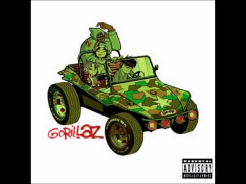 Gorillaz - Clint Eastwood [LYRICS DESC]