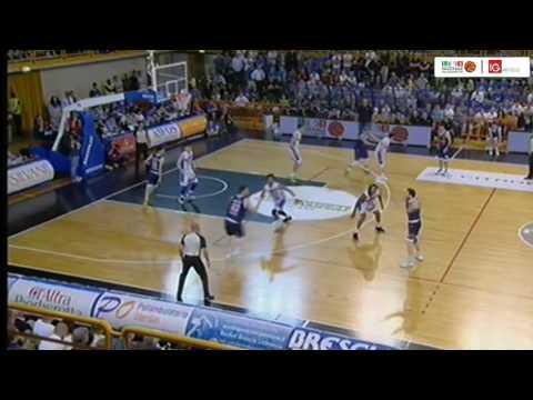 Fortitudo, gli highlights del match Gara 2 contro Brescia