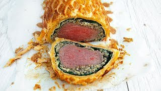 How to make Beef Wellington by Food Busker