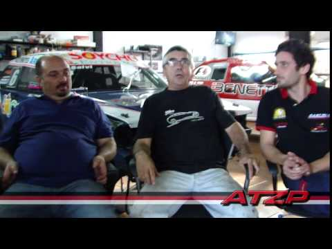 Programa #3: SS Racing Team / Mauro Salvi