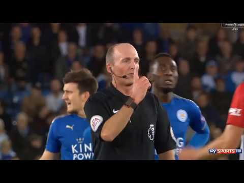 Leicester city vs West Bromwich (1-1) 17-Oct-2017