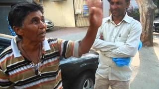 Khar resident talking about Raintrees