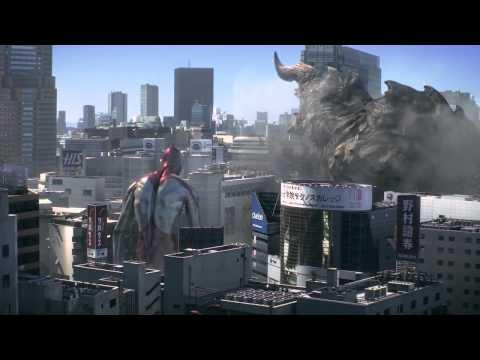 當東京街頭慘遭怪獸襲擊時那個童年熟悉的「英雄腳色」再次回歸拯救地球了!