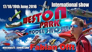 "Fabian Offt - Weston Park 20173DHS 106"" Edge 540 Demonstratorwingspan: 2,69m (106"")engine: DLE 120propeller: Falcon 28x10servos: Savöx 1230 sg electronic device: Bavarian Demon Cortex ProEmcotec Rv 5 Mini radio: Spektrum Dx9"