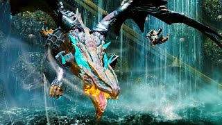 More info about Scalebound-Scalebound (スケイルバウンド Sukeirubaundo?) is an upcoming action role-playing video game developed by PlatinumGames and published by Microsoft Studios, currently scheduled for release in 2017 exclusively for Xbox One. In this game, players assume control of Drew, who is accompanied by a dragon called Thuban. Players can use a variety of weapons to defeat enemies, and may issue commands to the dragon, which assists players during battles. Unlike other games developed by PlatinumGames, the game puts more focuses on graphical qualities and the role-playing aspect instead of action.