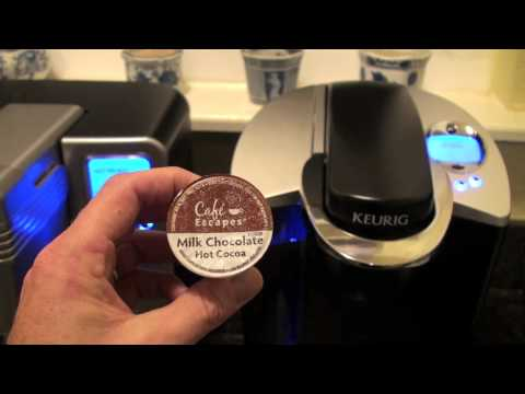 Single-Serve Keurig & Cuisinart Coffee Makers Compared