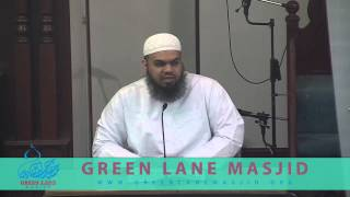 The Book Of Fasting - Dr Ahsan Hanif - Episode 3
