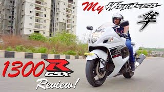 2. My New Beast! Suzuki Hayabusa GSX1300R Review 2017