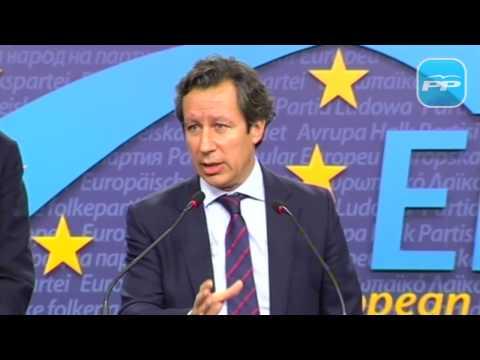 """Floriano: """"Es un reconocimiento internacional a la determinación política del Gobierno del PP"""""""