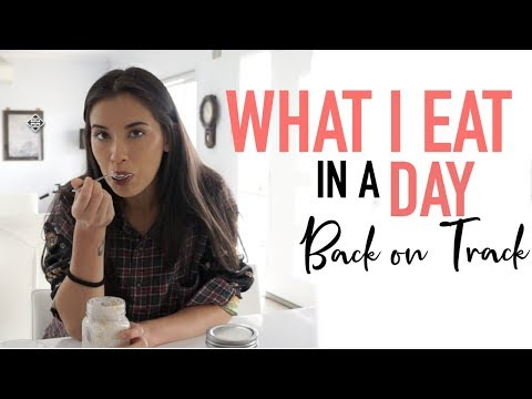 What I Eat In A Day | Mini Relapse Comeback | Rebecca Leung