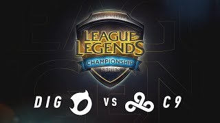 DIG vs. C9 - Day 1 Game 3 | NA LCS Summer Split Quarterfinals | Team Dignitas vs. Cloud9 (2017) by League of Legends Esports