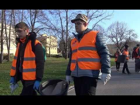 """""""RipuliAMO specialmente"""", al via il progetto al parco Pertini e al parco Modigliani"""