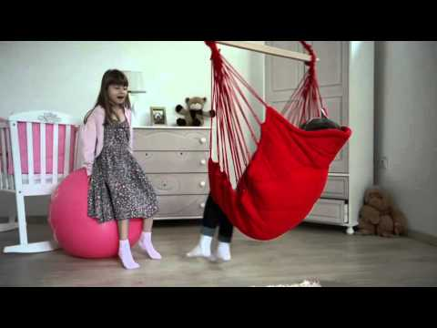 Lola Hängehöhle für Kinder Loli Kids Hängesessel Kindersitz