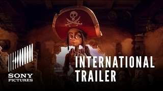 Nonton The Pirates  Band Of Misfits  3d    Official International Trailer Film Subtitle Indonesia Streaming Movie Download