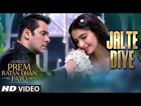 Jalte Diye - VIDEO Song | Prem Ratan Dhan Payo | Salman Khan, Sonam Kapoor