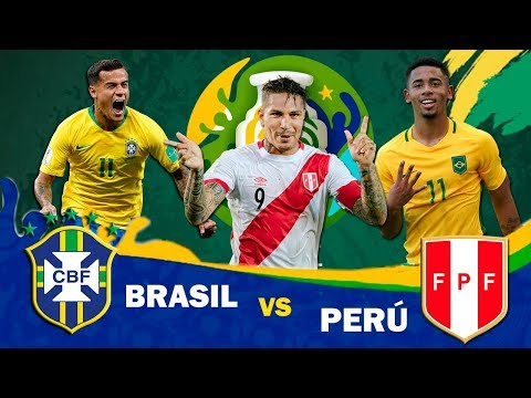 Brasil Vs Perú - COPA AMÉRICA 2019 -  All Goals & Highlights Resumen Y Goles / Parodia