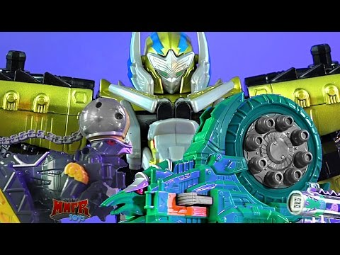 Power Rangers Ptera Charge Megazord, Pachy Zord, & Ammonite Zord Review! WINNERS! (Dino Charge toys)