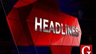 GTV 3:00 P.M 21-December-2017 Headlines