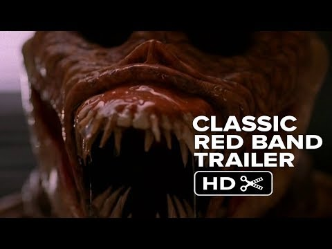 THE TERROR WITHIN (1989) Official Red Band Trailer