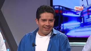 """El """"Gonzo"""" habla sobre la rivalidad entre Pumas y Chivas en TVCD Al Dia"""