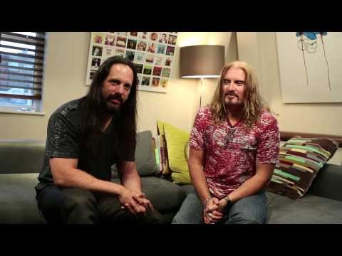 Dream Theater's John Petrucci and James LaBrie Blooper Reel
