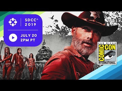 San Diego Comic Con 2019: The Walking Dead, The Flash + More! - IGN Live (Day 3)