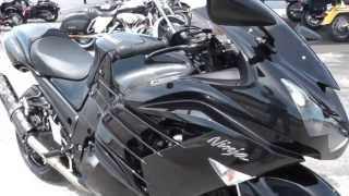 5. 2012 Kawasaki ZX14 - Used Motorcycle For Sale