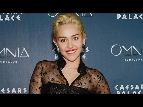 Miley Cyrus Parties in Vegas Without Patrick Schwarzenegger