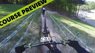 Winterberg Germany  city photo : German Downhill Cup Winterberg 2016 Course Preview - Fabio Wibmer