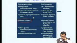 Mod-08 Lec-31 Eukaryotic Protein Expression Systems - II