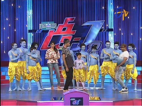 Dhee Juniors2 - ఢీ జూనియర్స్2 - 8th July2015