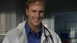 Scrubs Dr Cox Tackles Petey