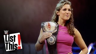 Video 6 female Superstars who challenged for titles in their debuts: WWE List This MP3, 3GP, MP4, WEBM, AVI, FLV Juni 2018