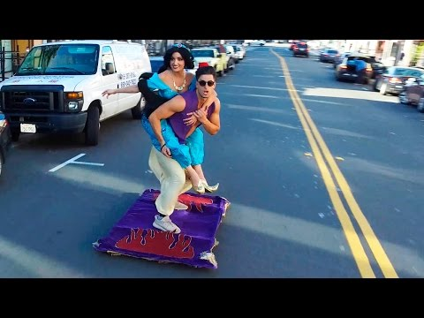 Magic Carpet Ride..for reelz!
