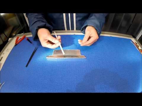 LTM08C351, How to Install LED Backlight