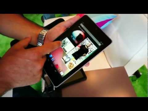 Google Nexus Tablet 7 Inch Reviews