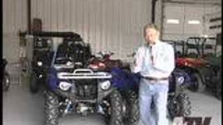 7. ATV Television Project - 2008 Yamaha Grizzly 700