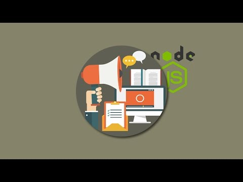 Learn To Build An Elearning Website Using NodeJS - Intro