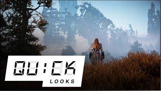 Horizon: Zero Dawn (PC): Quick Look by Giant Bomb