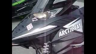4. 2014 Arctic Cat ZR7000 LXR - Yamaha engine sound