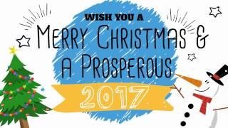 Merry Christmas & a Prosperous 2017!