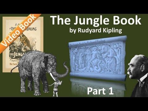 Part 1 - The Jungle Book Audiobook by Rudyard Kipling (Chs 1-3)